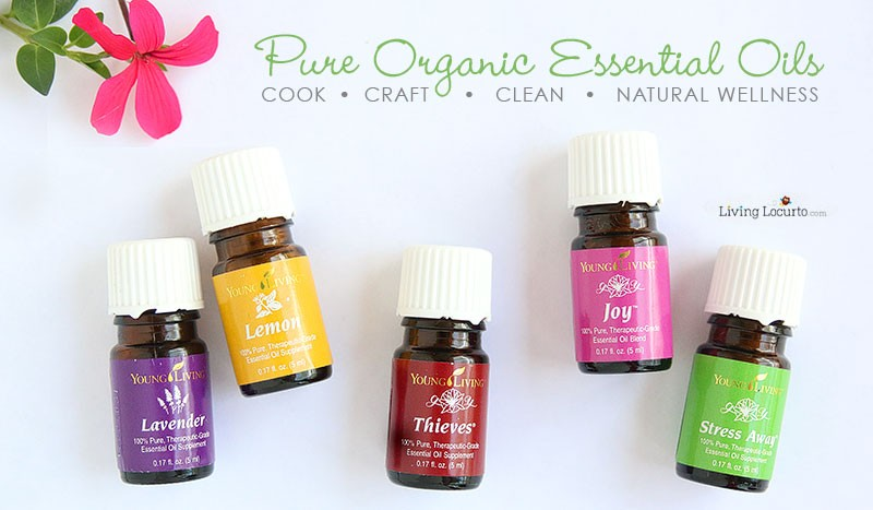 All you need for all natural fun! Craft, bake and enjoy getting healthier with Essential Oils. LivingLocurto.com/oils