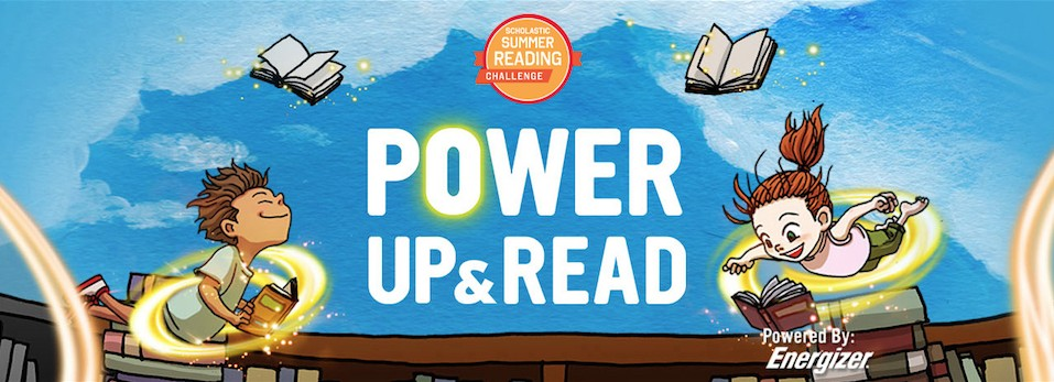 Scholastic Power Up and Read Program