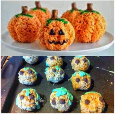pumpkinricekrispies