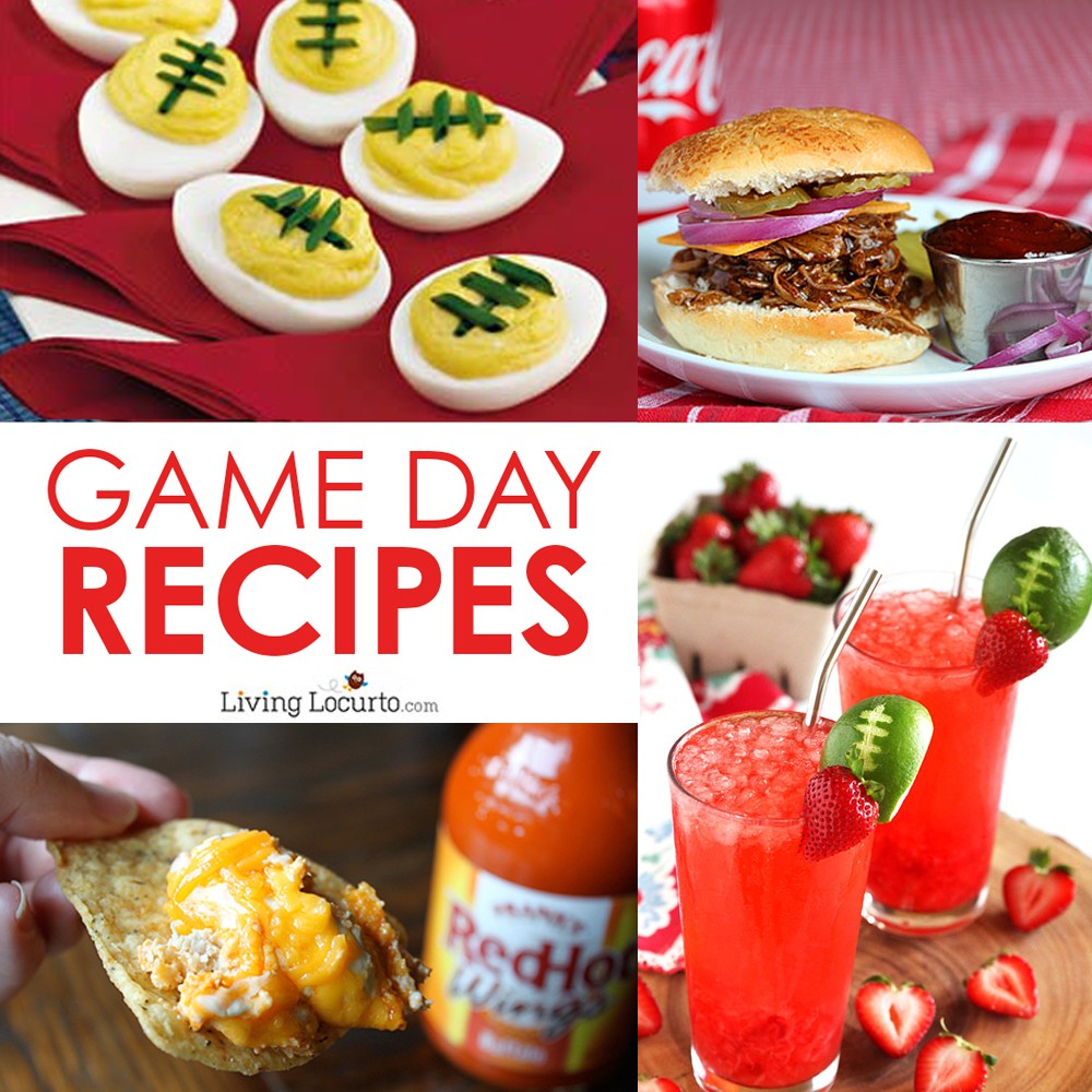 Favorite recipes and party ideas for the BIG Football game. Mouthwatering appetizers and drinks your Super Bowl Party guests will love!