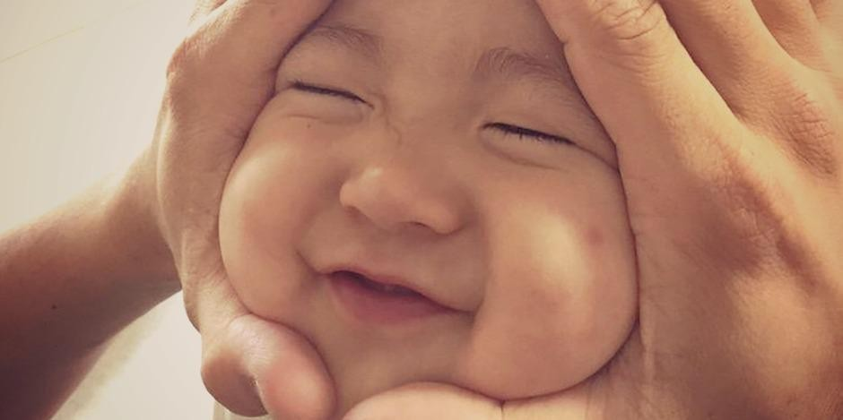 Japanese Squishy Face Trend