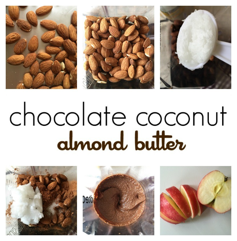 Chocolate Coconut Almond Butter 2