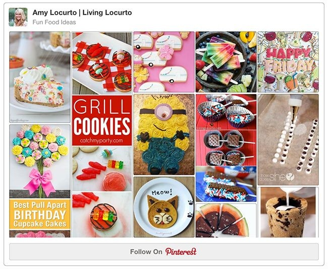 Fun Food Ideas on Pinterest