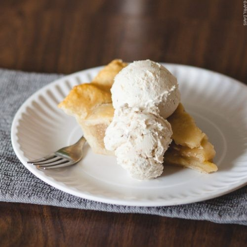 Fall Treats-Apple Pie