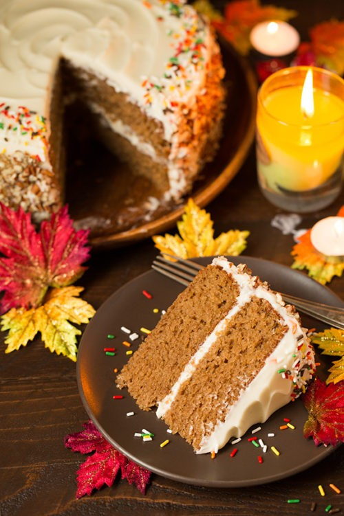 Fall Treats-Spice Cake