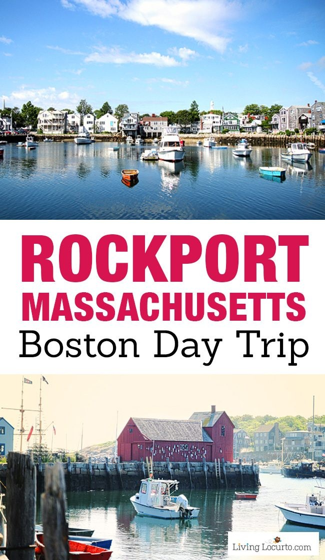 Travel photos of historic Rockport, Massachusetts. A beautiful New England fishing village full of wonderful food, shopping and activities! Fun day trip from Boston.