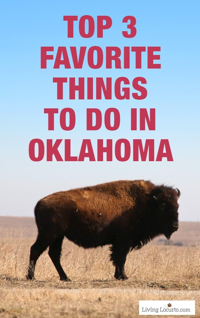 Top 3 Favorite things to do in Oklahoma! Family vacation travel tips. Photo tour of The Pioneer Woman Mercantile, Tallgrass Prairie, The Atherton Hotel and Wine Forum.