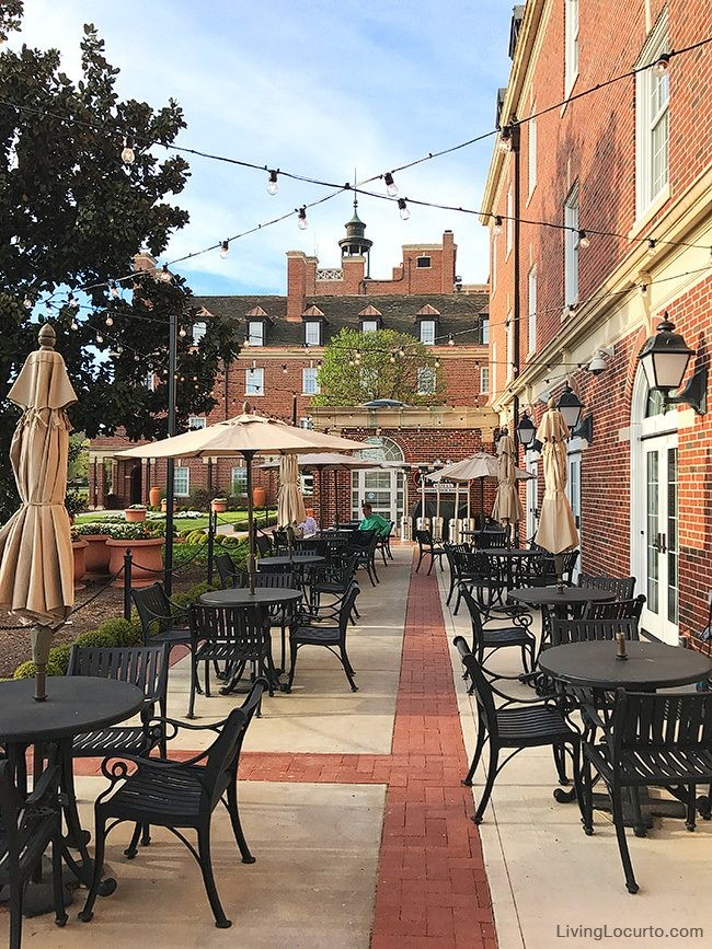 Top 3 Favorite Things to do in Oklahoma. Travel Tips - The Atherton Hotel Patio